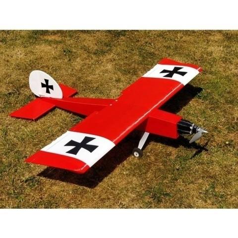 Descargar modelos 3D gratis Avión RC Das Liddle Stik, aerofred
