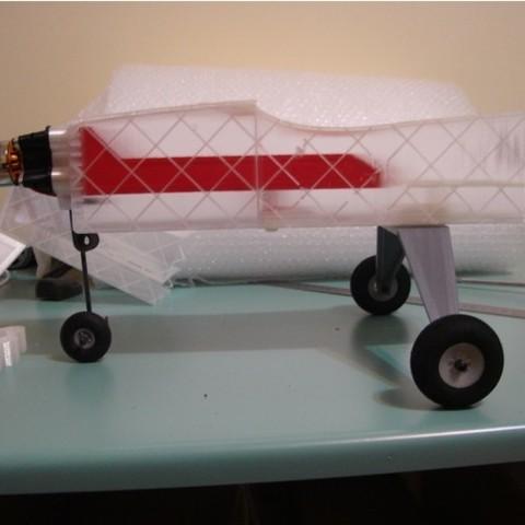 Das_Liddle_Stik10.JPG Download free STL file Das Liddle Stik RC Airplane • 3D print template, aerofred
