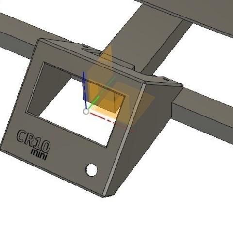 586dd36614124c45e51b805f2954b06f_display_large.jpg Download free STL file CR-10 or Mini to Prusa i3 conversion kit • 3D print design, aerofred