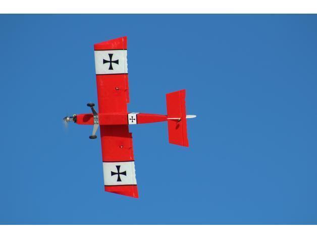 Das_Liddle_Stik16.jpg Download free STL file Das Liddle Stik RC Airplane • 3D print template, aerofred