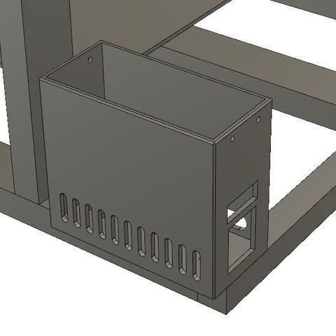 c5ed0ee9ea72f46c8f7c68f2c5d006de_display_large.jpg Download free STL file CR-10 or Mini to Prusa i3 conversion kit • 3D print design, aerofred