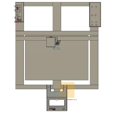 797b5d478c1db364b18e94d9069103af_display_large.jpg Download free STL file CR-10 or Mini to Prusa i3 conversion kit • 3D print design, aerofred