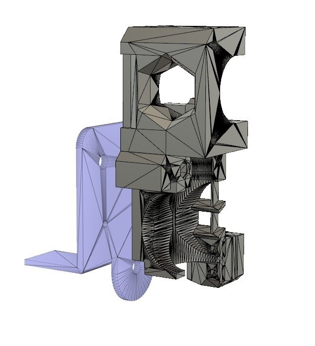 1957c478d5ba0048b512f99969c77aac_display_large.jpg Download free STL file CR-10 or Mini to Prusa i3 conversion kit • 3D print design, aerofred
