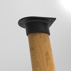 untitled.130.jpg Download STL file furniture leg • 3D print model, sebastiandavidsalas