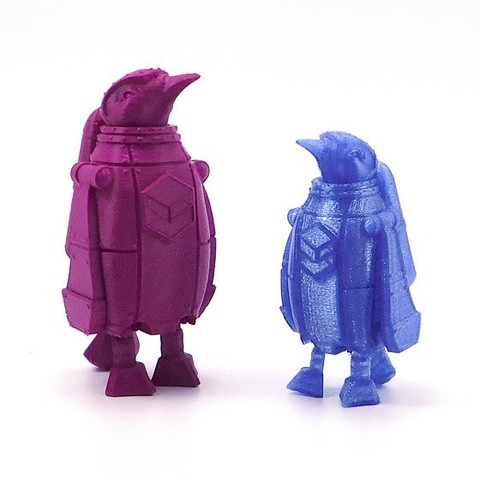 Download free 3D print files SnoLabs Penguin, SnoLabs3D