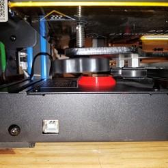 Télécharger plan imprimante 3D Silencieux ventilo A10, Ant-103