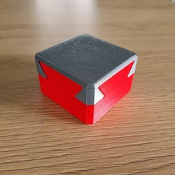 Download 3D printing models Impossible box, Ant-103