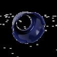STL gratis tapón motor corsair f4U1, Ant-103