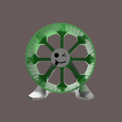 Download STL Hamster wheel, Ant-103