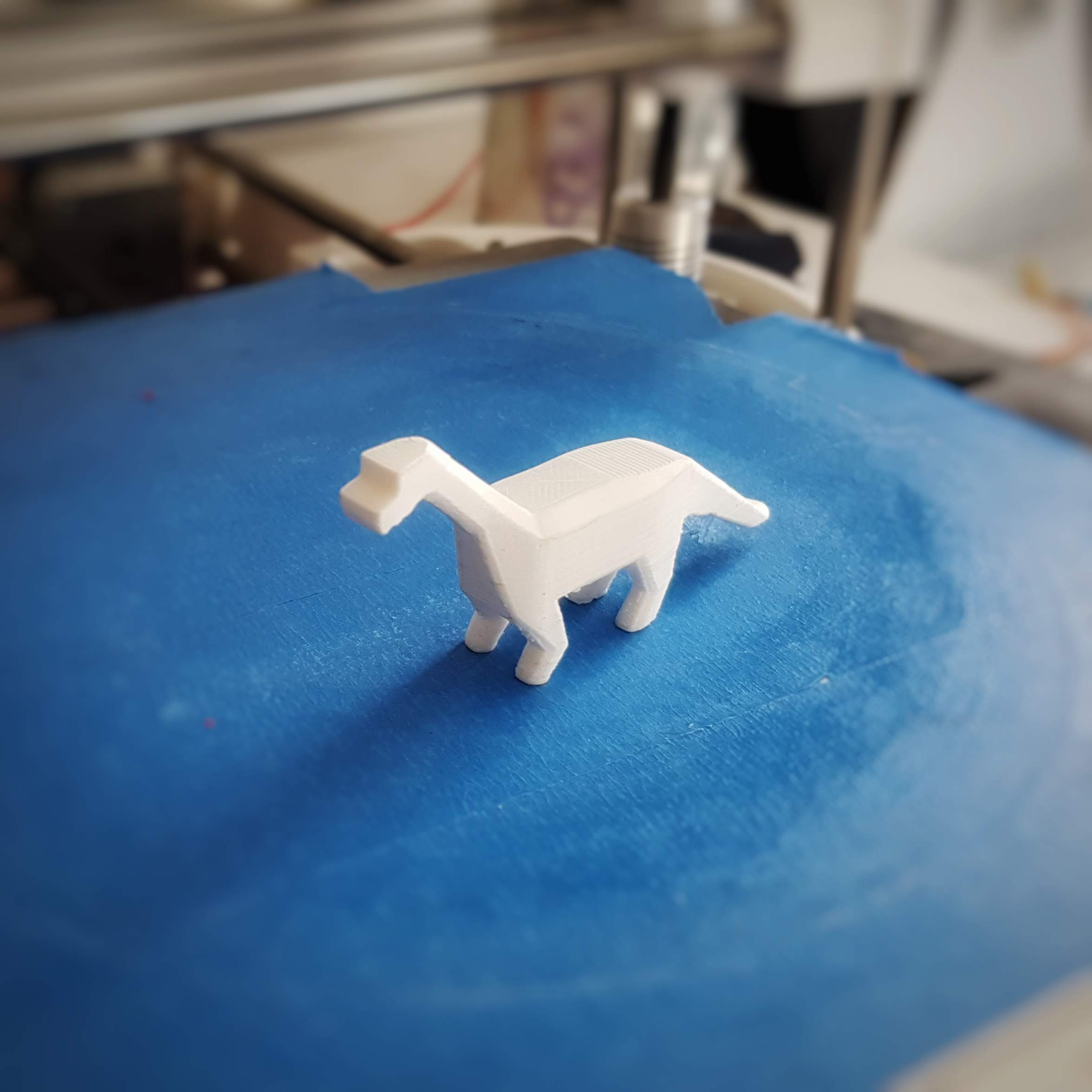 20171001_090633.jpg Download STL file Dino • Template to 3D print, Ant-103