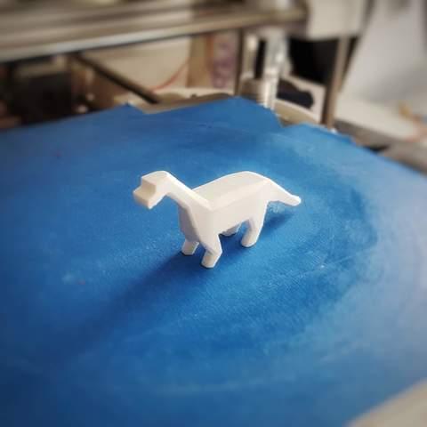 Imprimir en 3D gratis Dino, Ant-103