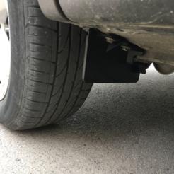 Imprimir en 3D Protectores de barro en las ruedas traseras del Nissan Qashqai J11, Rommaster