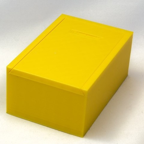 Box_with_sliding_lid-3_display_large.jpg Download free STL file Box with sliding lid • 3D printer object, Jakwit