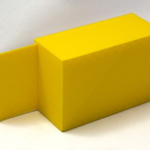 Box_with_sliding_lid-2_display_large.jpg Download free STL file Box with sliding lid • 3D printer object, Jakwit