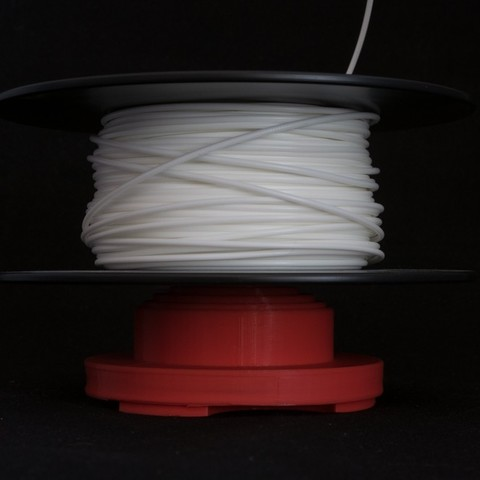 Filamentspindel_5_display_large.jpg Download free STL file Spool holder • 3D print object, Jakwit