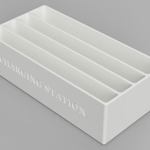 740d08c94f60fd2742437ea57ba56068_display_large.jpg Download free STL file Charging station • 3D print design, Jakwit