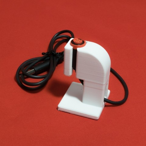 530a63f78eec7ff50eaf33ce41d83f85_display_large.jpg Download free STL file Polar Loop Stand • 3D print template, Jakwit