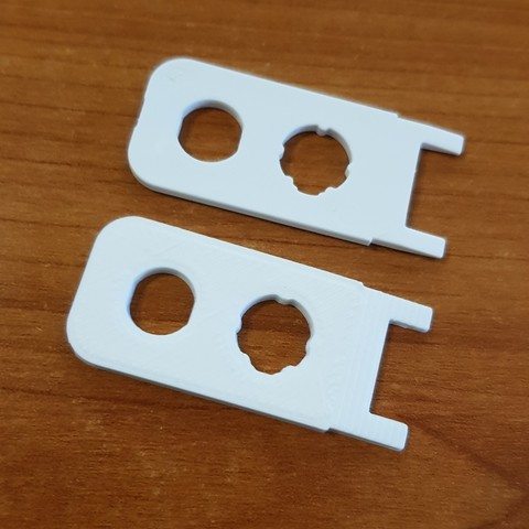 Download free STL file Silhouette Blade Chuck • 3D printing template, Jakwit