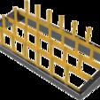 image.png Télécharger fichier STL gratuit Porte-fil pour la couture ou la reliure à la mouche • Design imprimable en 3D, Jakwit