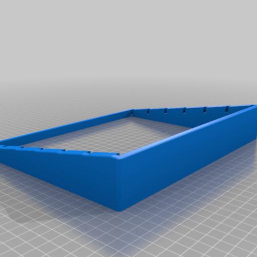 Large_stand.png Télécharger fichier STL gratuit Porte-fil pour la couture ou la reliure à la mouche • Design imprimable en 3D, Jakwit