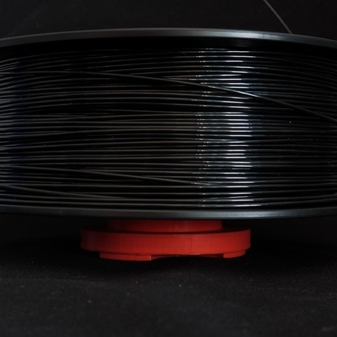 Filamentspindel_4_display_large.jpg Download free STL file Spool holder • 3D print object, Jakwit