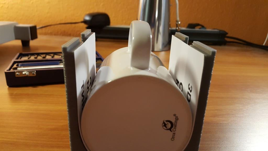 8f9fcb65063c135bce0d5cc92e5e7e2d_display_large.jpg Download free STL file Durham 10 oz mug wrapper • 3D print design, Jakwit