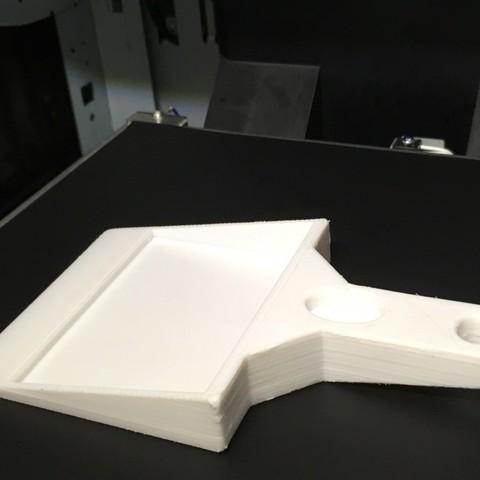 Télécharger fichier STL gratuit Pelle de bureau (imprimante) • Design imprimable en 3D, Aravon