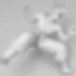 Impresiones 3D gratis Goku de Dragon Ball Z, HeribertoDeli3D