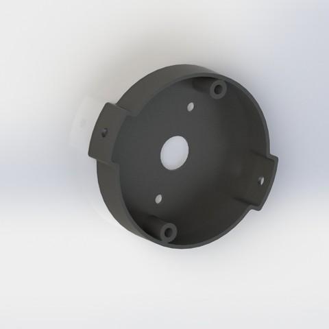 3D printing model Garden lantern holder, juanreina2