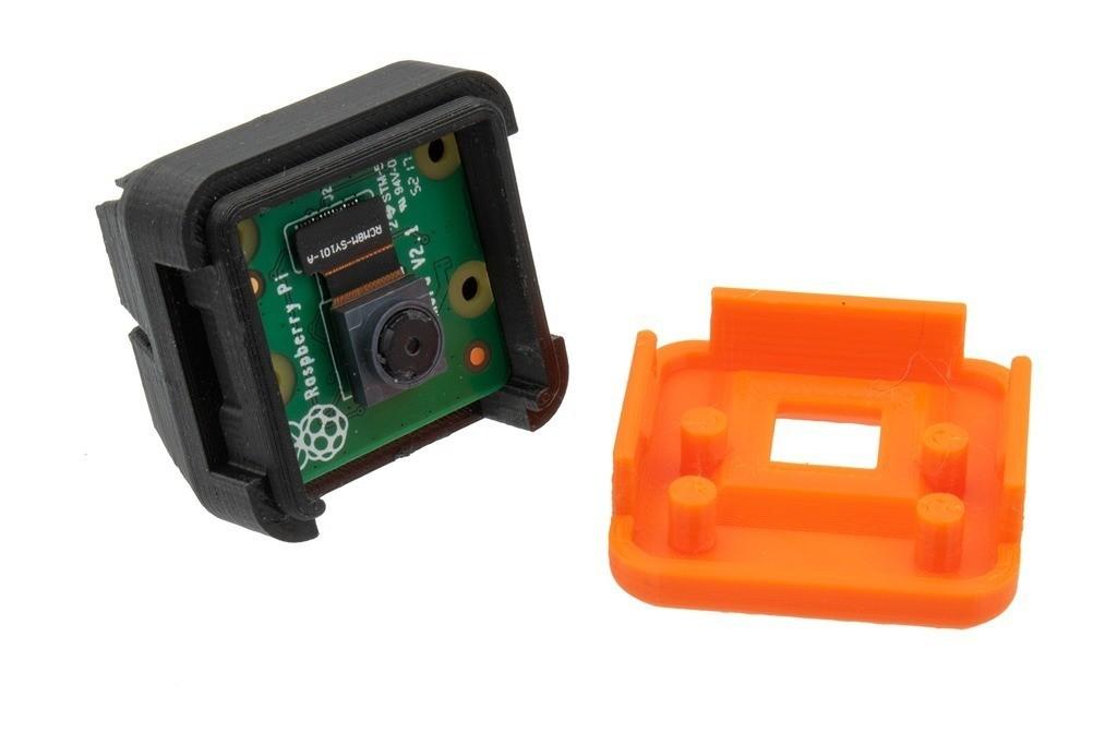 16d241308e7c92e486cc7ed4258b75ad_display_large.jpg Télécharger fichier STL gratuit Monture de caméra articulée Raspberry Pi pour Prusa MK3 • Design à imprimer en 3D, sneaks