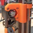 Download free 3D printing designs Articulating Raspberry Pi Camera Mount for Prusa MK3, sneaks