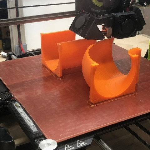 5e34772a22028652b44705f9e9c4f011_display_large.JPG Download free STL file Duct and Cover for 80mm Fan - Used to Vent TAZ 6 • 3D print object, sneaks