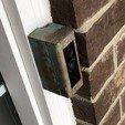 Download free 3D printer designs Ring Doorbell Pro Mounting Bracket, sneaks