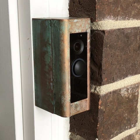 Removing My Ring Doorbell From The Mounting