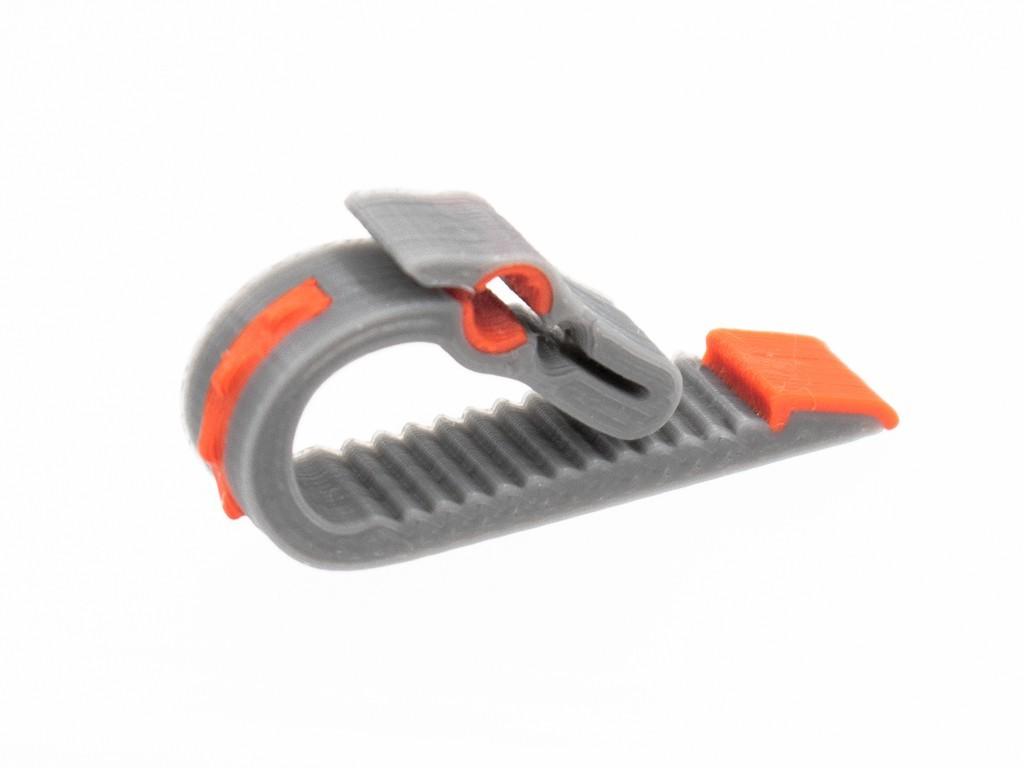f2e0865a533a3c7a90841987eee5582d_display_large.jpg Download free STL file Khaleesi Clip Multicolor Filament Clip 1.75 & 2.85mm • 3D print model, sneaks