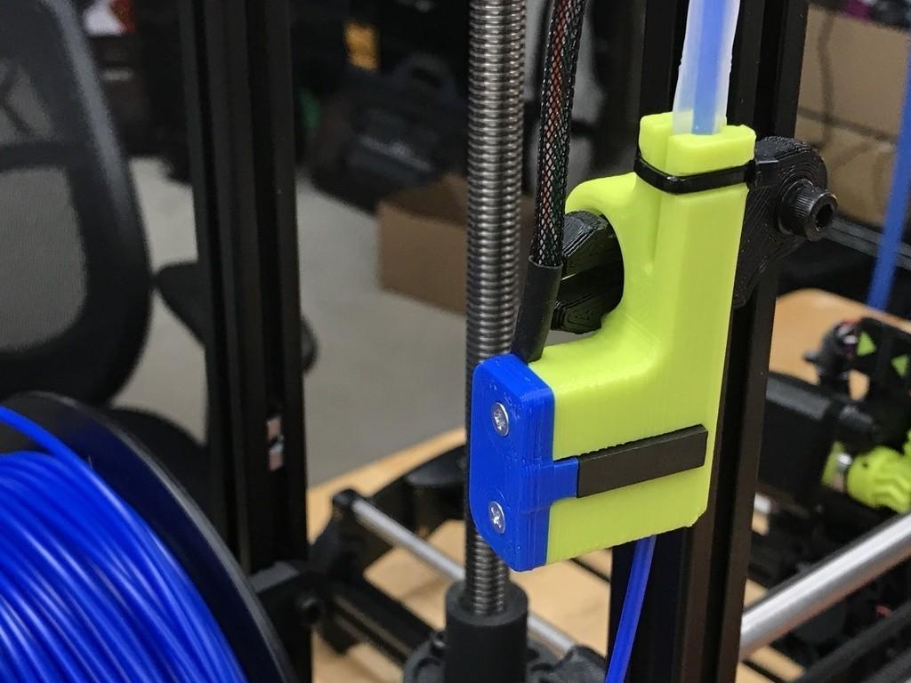 7678d77c79eec523135819c4080ab1f8_display_large.JPG Télécharger fichier STL gratuit Capteur à filament pour Luzlbot TAZ 6 (2.85mm design) • Modèle pour impression 3D, sneaks