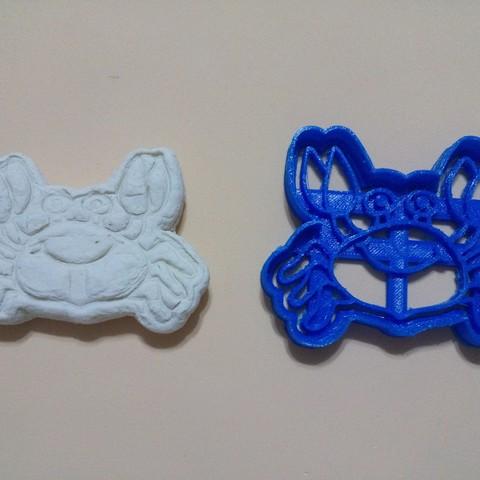 stl Cookie Cutter, Cookies Cutter, crcreaciones3d