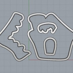 CasitaJengibrePuzle.jpg Télécharger fichier GCODE Casita Navideña, Un Noël différent. • Modèle à imprimer en 3D, crcreaciones3d