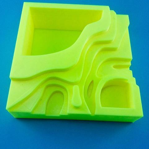 Archivos 3D Decoración - Plantador - Mini Jardín - Jardín., crcreaciones3d