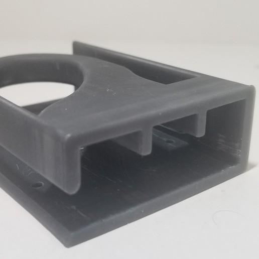 Download free 3D printer designs Raspberry Pi 3/3+ Case V2 (No supports - non-mount version), the3dcoder