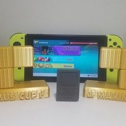 Download free 3D printer designs Tetris Trophies (all 7 pieces) - Maximus Cup Tetris 99 - Nintendo Switch, the3dcoder