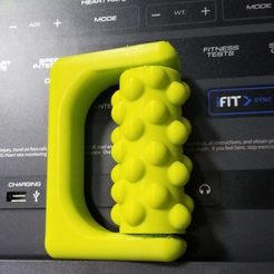 Download STL files Back & Muscle Massage Roller, the3dcoder