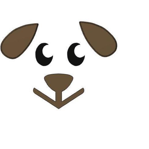 Impresiones 3D gratis Sr. Cabeza de Calabaza/Cara de Calabaza de Perro de Halloween/Chicos Artesanía de Halloween, the3dcoder
