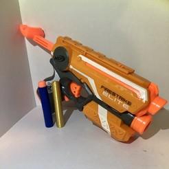 Free 3D print files Nerf Dart - (Elite Dart) - fully functional , the3dcoder