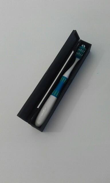 boite ouverte.jpg Download free STL file Toothbrush box • 3D print object, jpn3383