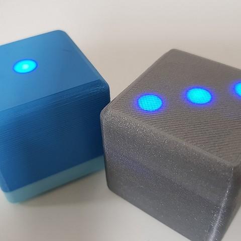 Descargar archivos 3D gratis Dados Electrónicos / Dé Electronique, Heliox