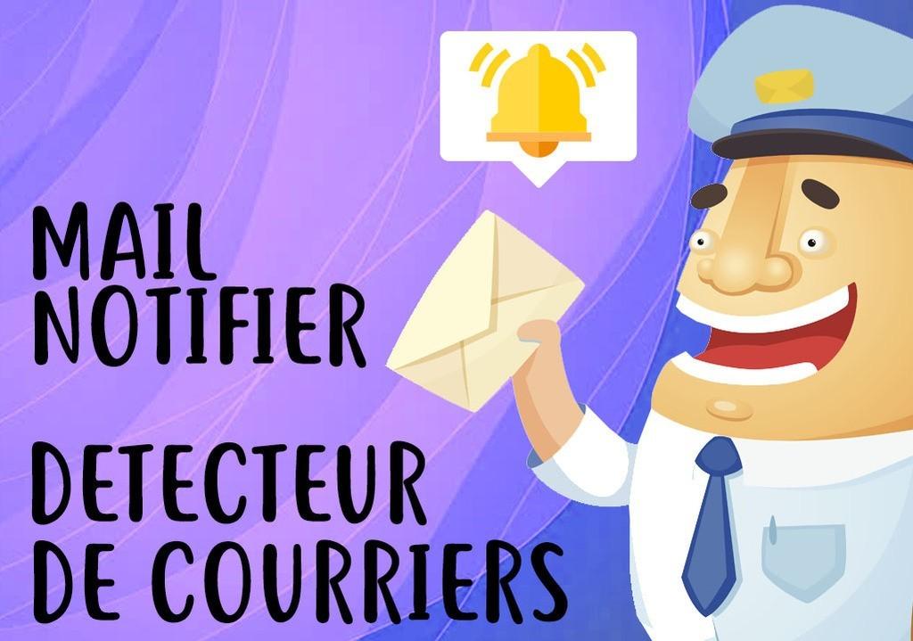 b861cd61284aa9bc77c9c3513c6a02bb_display_large.jpg Télécharger fichier STL gratuit Mail Notifier (Electronic project) / Detecteur de Courriers • Objet imprimable en 3D, Heliox
