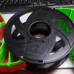 Descargar archivo 3D gratis Cajón de bobina magnética Caja de organización con etiquetas de identificación, Osprey