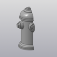 Download free 3D printer templates Fingerboard Fire Hydrant, abrserg