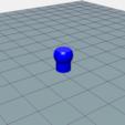 Modelos 3D gratis Abanico Universal de Baba de Caracol para Impresora 3D, abrserg
